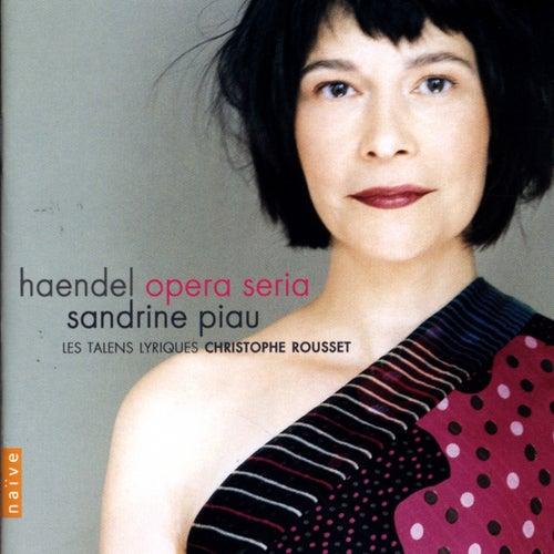 Handel Opera Seria by Christophe Rousset