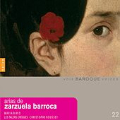 Boccherini, Soler, Nebra & Hita: Arias De Zarzuela Barroca by María Bayo
