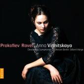 Ravel - Prokofiev: Piano Concertos by Anna Vinnitskaya