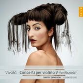 Vivaldi: Concerti per violino V 'Per Pisendel' by Pomodoro