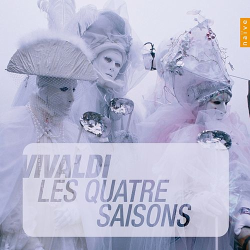 Vivaldi: Les Quatre Saisons (et autres concertos) by Fabio Biondi