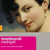 Monteverdi: Madrigali by Rinaldo Alessandrini