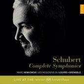 Schubert: Symphonies by Marc Minkowski
