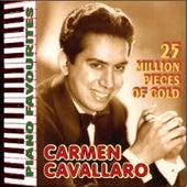 25 Piano Favourites by Carmen Cavallaro