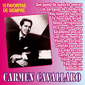 15 Favoritas by Carmen Cavallaro