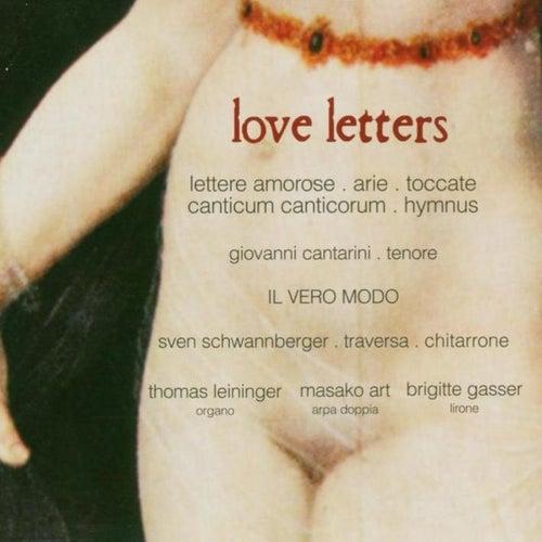 Love Letters by Il vero modo Giovanni Cantarini