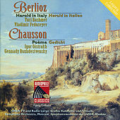 Berlioz: Harold in Italy - Chausson: Poeme by Various Artists