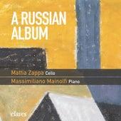 A Russian Album by Massimiliano Mainolfi