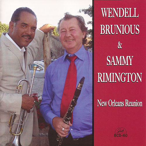 New Orleans Reunion by Sammy Rimington