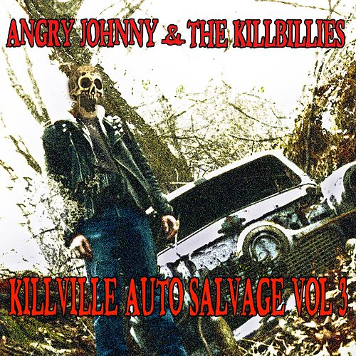 Killville Auto Salvage Volume Three by Angry Johnny and the Killbillies