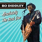 Absolutely the Best Live by Bo Diddley