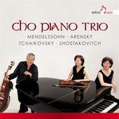 Mendelssohn, Arensky, Tchaikovsky & Shostakovich: Piano Trios by Cho Piano Trio