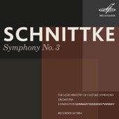 Schnittke: Symphony No. 3 by Gennady Rozhdestvensky