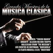 Grandes Maestros de la Música Clásica by The Royal Classic Orchestra