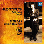 Gregory Partain: Piano Recital, Vol. 1 by Gregory Partain