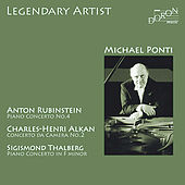 Legendary Artist by Michael Ponti