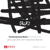 Contemporary Músic/a Contemporània by Grup21