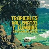 Tropicales, Vallenatos y Cumbias, Coleccion de Exitos by Various Artists
