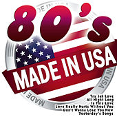 80's Made in USA by Various Artists