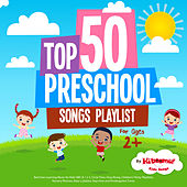 Top 50 Preschool Songs Playlist by The Kiboomers