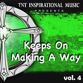 Keeps On Making a Way by Johnnie Taylor
