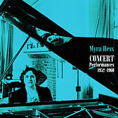 Concert Performances 1952 -1960 by Various Artists