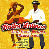Bailes Latinos, Salsa, Cumbia, Reggaeton, Merengue y Más by Various Artists