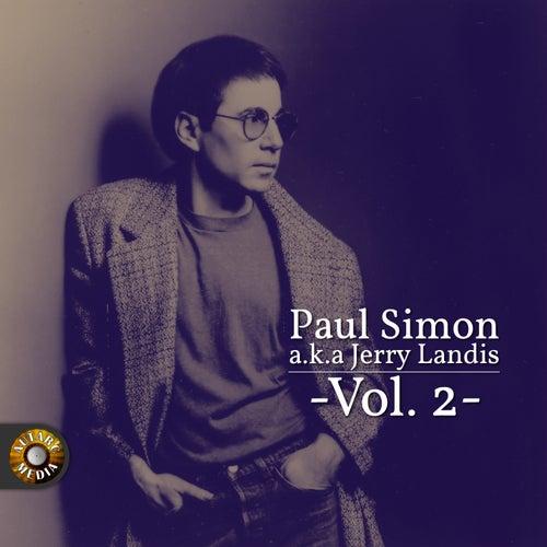 Paul Simon A.K.A. Jerry Landis, Vol. 2 von Paul Simon