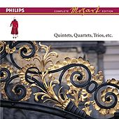 Mozart: The Piano Quintets & Quartets by Various Artists