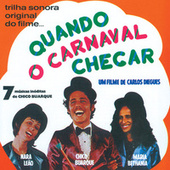 Quando O Carnaval Chegar by Various Artists
