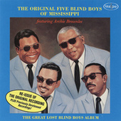 The Great Lost Blind Boys Album by The Five Blind Boys Of Mississippi
