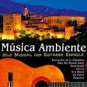 Música Ambiente, Hilo Musical Con Guitarra Española by Various Artists