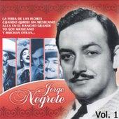 Lo Mejor, Vol. 1 by Jorge Negrete