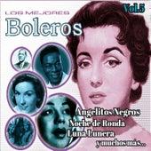 Los Mejores Boleros, Vol. 5 by Various Artists