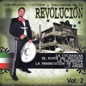 Los Mejores Corridos y Rancheras de la Revolucion, Vol. 2 by Various Artists