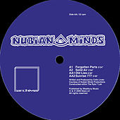 Forgotten Parts E.P. by Nubian Mindz