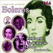 Los Mejores Boleros, Vol. 4 by Various Artists