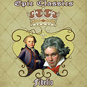 W. A. Mozart: Overtures - L. V. Beethoven: Overtures, the Creatures of Prometheus - E. Humerdinck: Overture: Epic Clasics. Fidelio by Orquesta Filarmónica Peralada