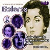 Los Mejores Boleros, Vol. 3 by Various Artists