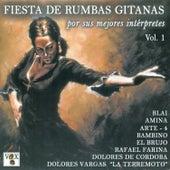 Fiesta de Rumbas Gitanas Vol. 1 by Various Artists
