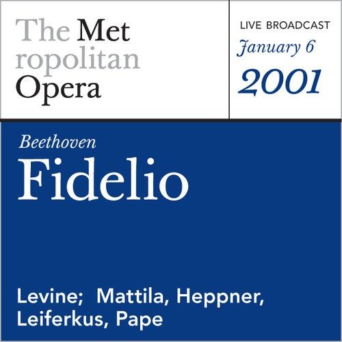 Beethoven: Fidelio (January 6, 2001) by Metropolitan Opera