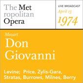 Mozart: Don Giovanni (April 13, 1974) by Metropolitan Opera