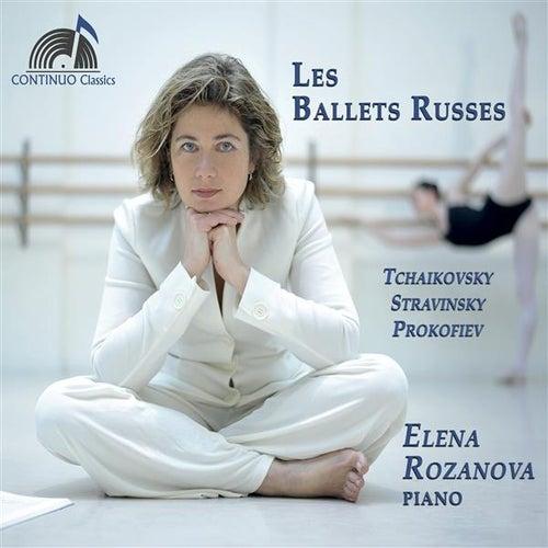 Les ballets Russes by Elena Rozanova