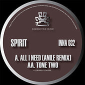 All I Need Remixes by Spirit