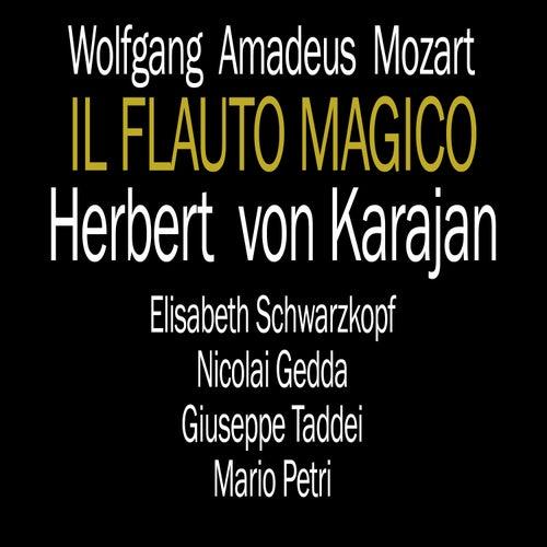 Il Flauto Magico by Nicolai Gedda