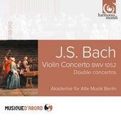 Bach: Violin Concerto, BWV 1052 & Double Concertos by Akademie für Alte Musik Berlin
