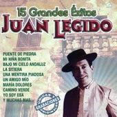 15 Grandes Exitos Juan Legido by Juan Legido