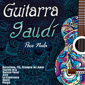 Guitar Gaudí by Paco Nula