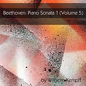 Beethoven: Piano Sonata 1, Vol. 5 by Wilhelm Kempff