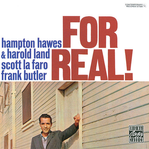 For Real! by Hampton Hawes